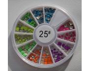 КАРУСЕЛЬ - украшения (цветные, фигурные), #25