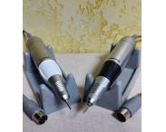 """Ручка для маникюрного аппарата """"POWER"""" (черная), 35 тыс. об/мин"""