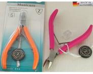 Маникюрные кусачки GERMANY, # 8710