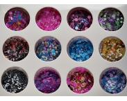 КАМИФУБИКИ цветные, 12 шт/набор, #12А