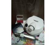 Аппарат для маникюра и педикюра DM-202 (белый), 35 тыс. об/мин