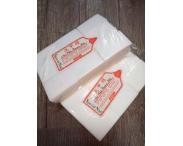 Салфетки безворсовые 4*6 см, 1000 штук в пакете
