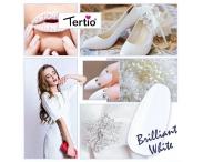 """Гель лак """"Tertio"""" белый, № 032"""