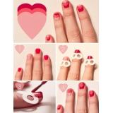 трафареты +для ногтей купить